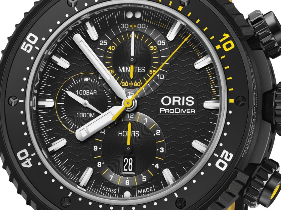 Oris Control Limited Edition
