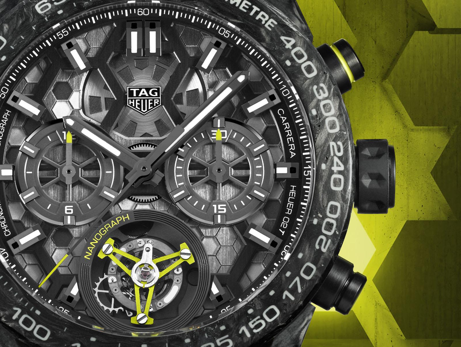 Dit zou het nieuwe Max Verstappen-horloge moeten zijn