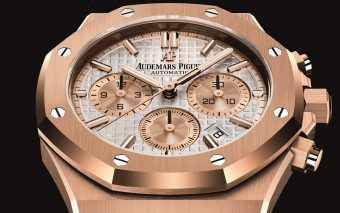 38 mm Royal Oak Selfwinding Chronograph