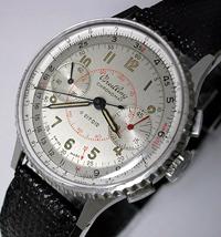 vintage Breitling Chronomat