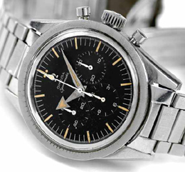 "Omega Broad Arrow ""Speedmaster"" (lot 288)"