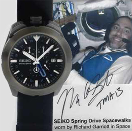 Seiko GMT Spring Drive Spacewalk (lot 266)