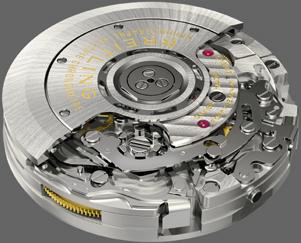 Breitling's eigen B01 uurwerk uit 2009