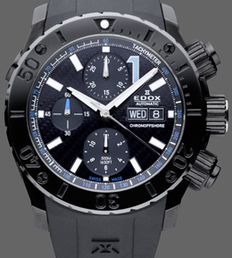 Edox Class-1 Chronoffshore Limited Edition