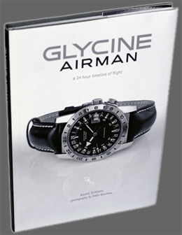 Glycine Airman – a 24 hour timeline of flight
