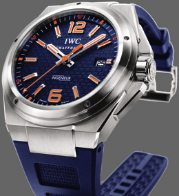 IWC Ingenieur Automatic Mission Earth Edition 'Adventure Ecology'