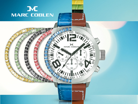 Marc Coblen horloges