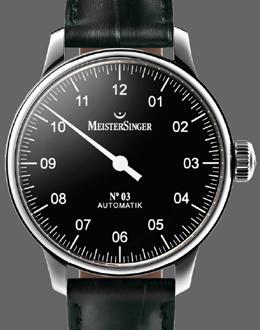MeisterSinger | Horloge.info