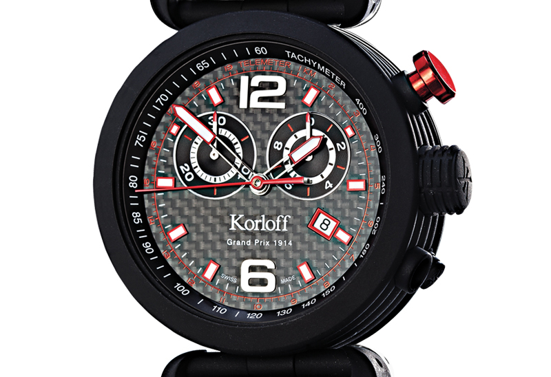 Korloff Voyager Grand Prix Chrono