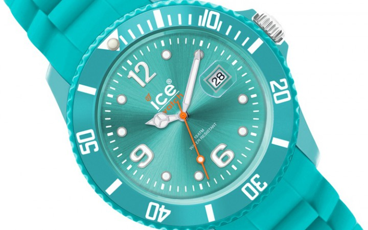 Ice-Watch-Ice-Sili small Turquoise-38mm