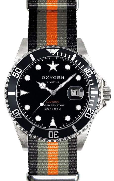 Oxygen-Diver-Amsterdam oranjezwart euro 139
