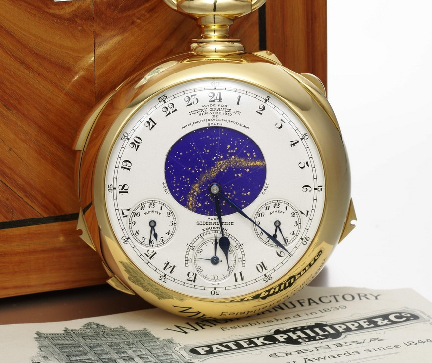 The Henry Graves Supercomplication -Press