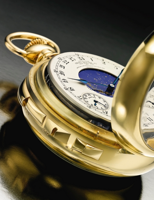 The Henry Graves Supercomplication -side