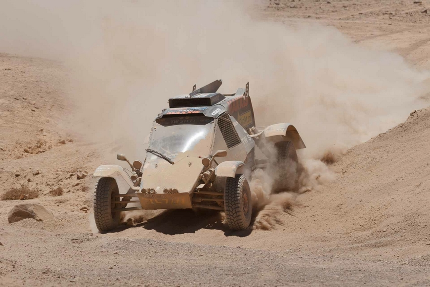 Coronel Dakar 1