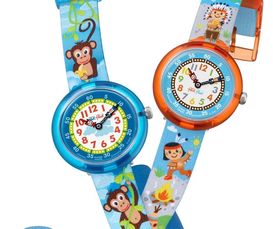 Flik Flak Sunny Hours Cute Size Monkey and Bodaway ZFBNP031_033_PR