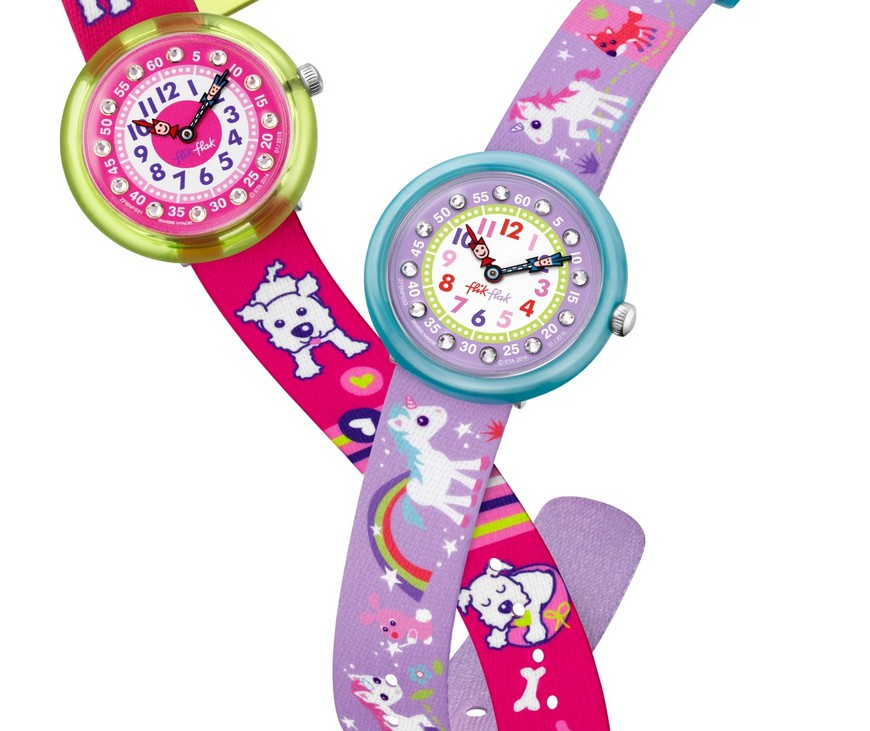 Flik Flak Sunny Hours Cute Size Wouf and unicorns ZFBNP031_033_PR
