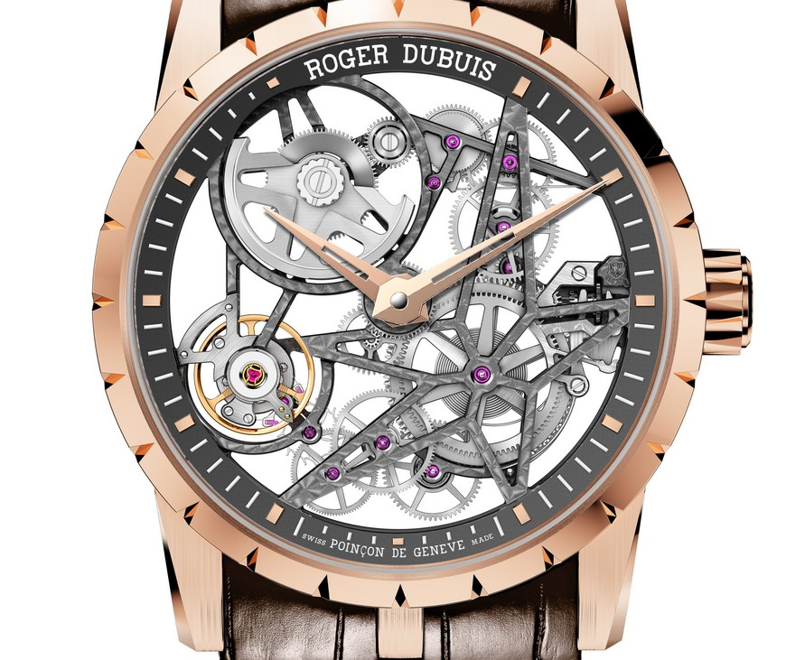RDDBEX0423 Roger Dubuis Excalibur Collection