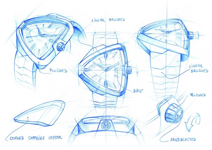 Hamilton Ventura Elvis80 Concept Drawing_11230