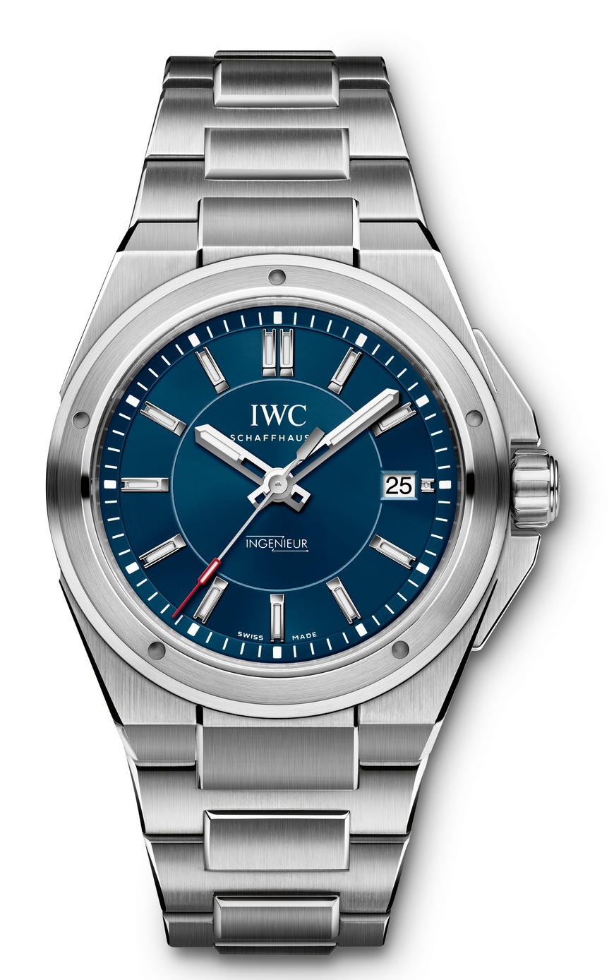 "IWC INGENIEUR AUTOMATIC EDITION ""LAUREUS SPORT FOR GOOD FOUNDA"