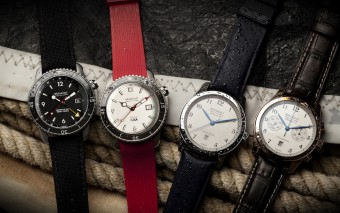 BREMONT America's Cup collectie