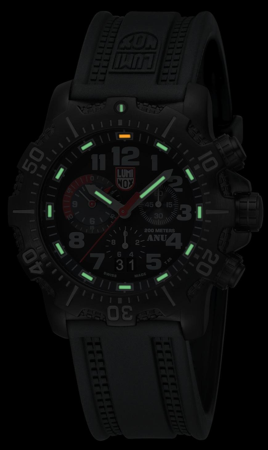 Luminox ANU Chronograph nightshot herenhorloge