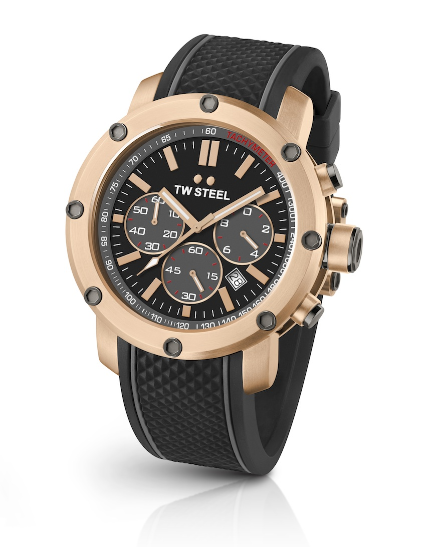 TW Steel Next Generation Grandeur Tech herenhorloge