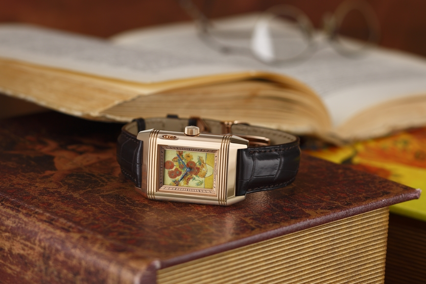Jaeger LeCoultre on book