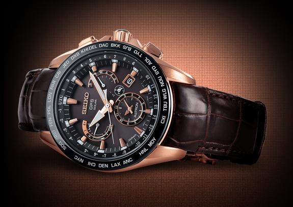 Seiko maakt Solar Dual Time horloge voor Novak Djokovic