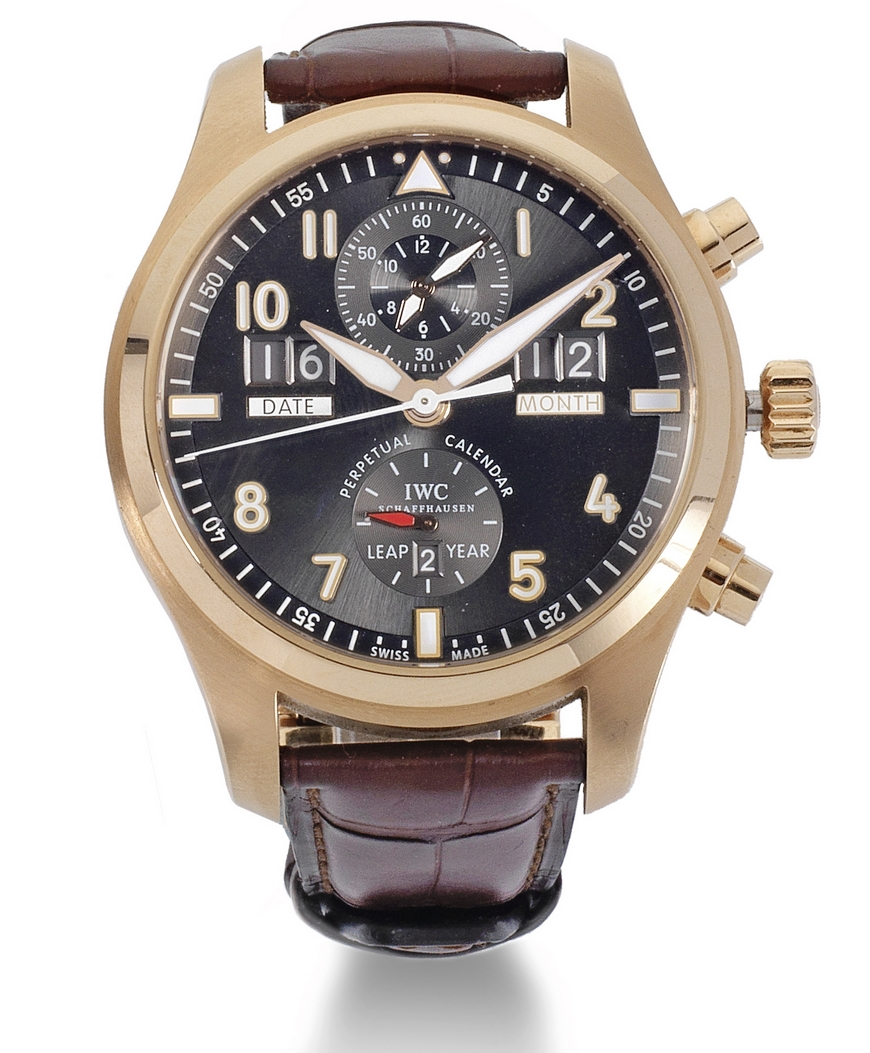 Bonhams-van-wassenaer-auction-IWC