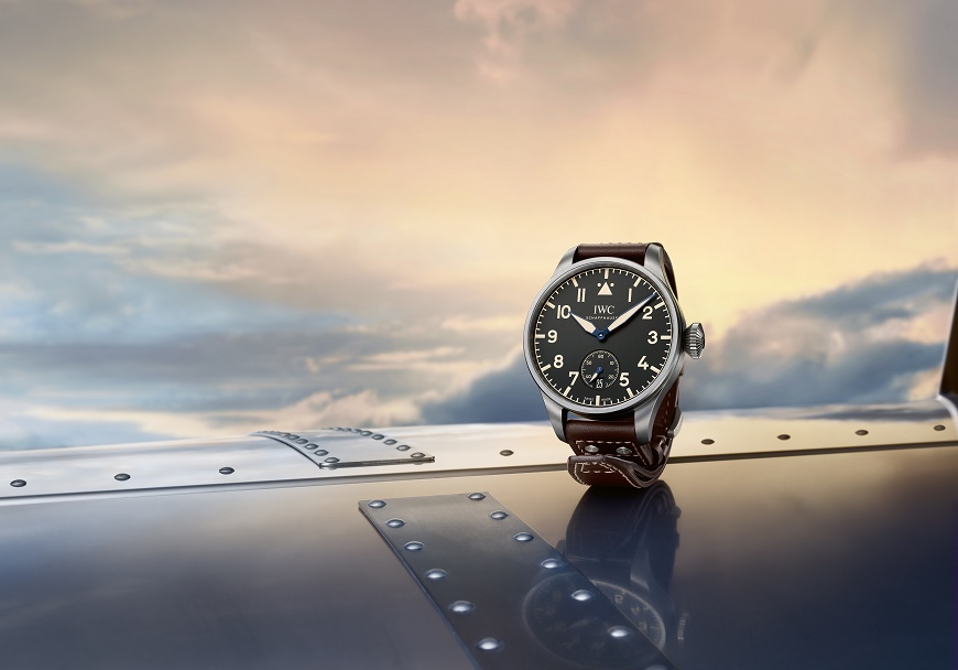 IWC big PILOT WATCHES COLLECTION 2016