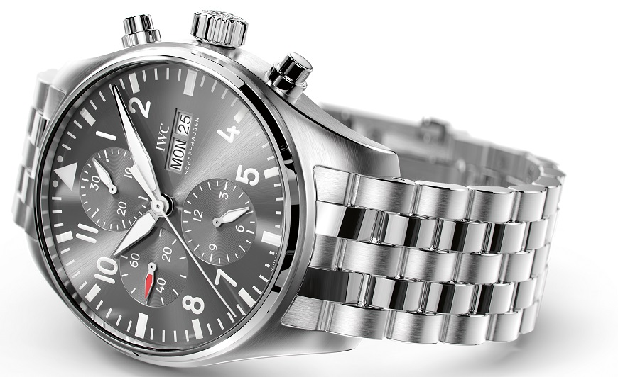 IWC PILOT'S WATCHES COLLECTION 2016