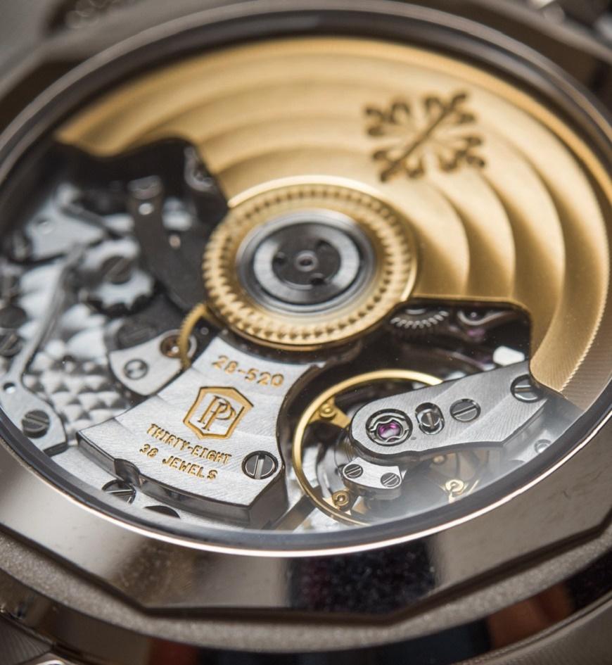 Patek-Philippe-World tim Chronograph-