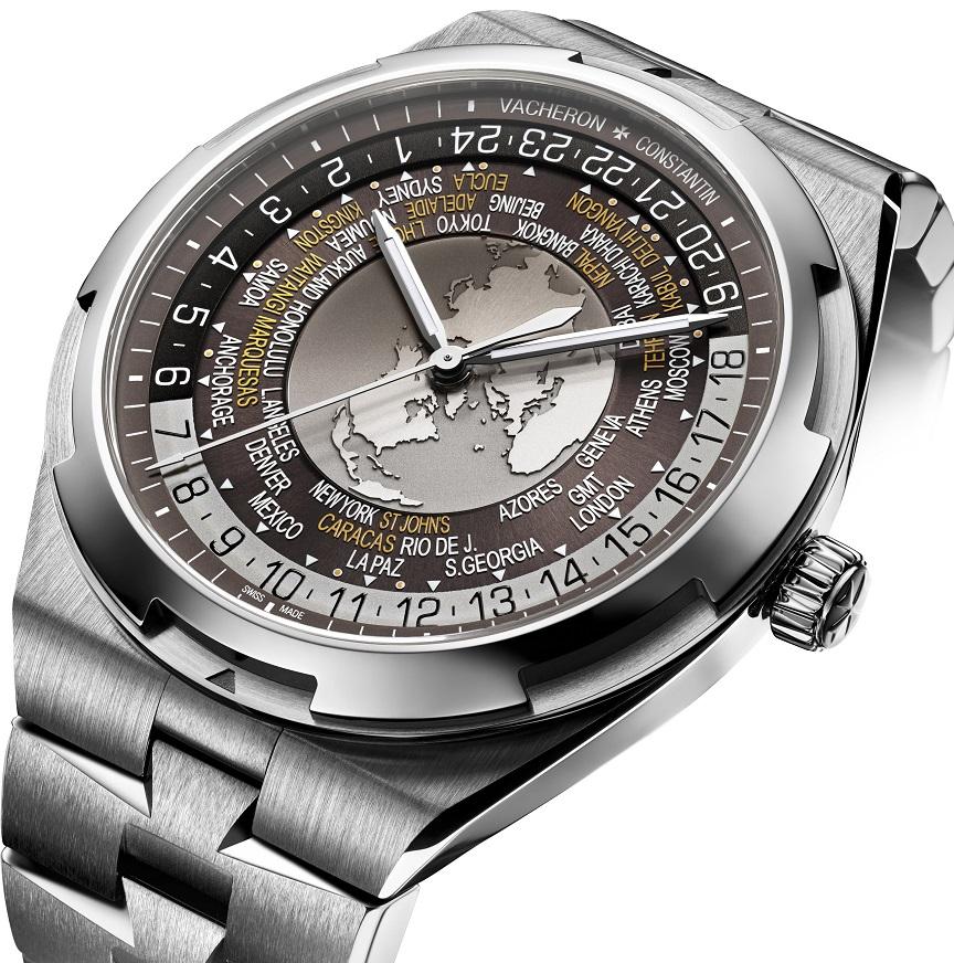 Vacheron Constantin World Time Overseas