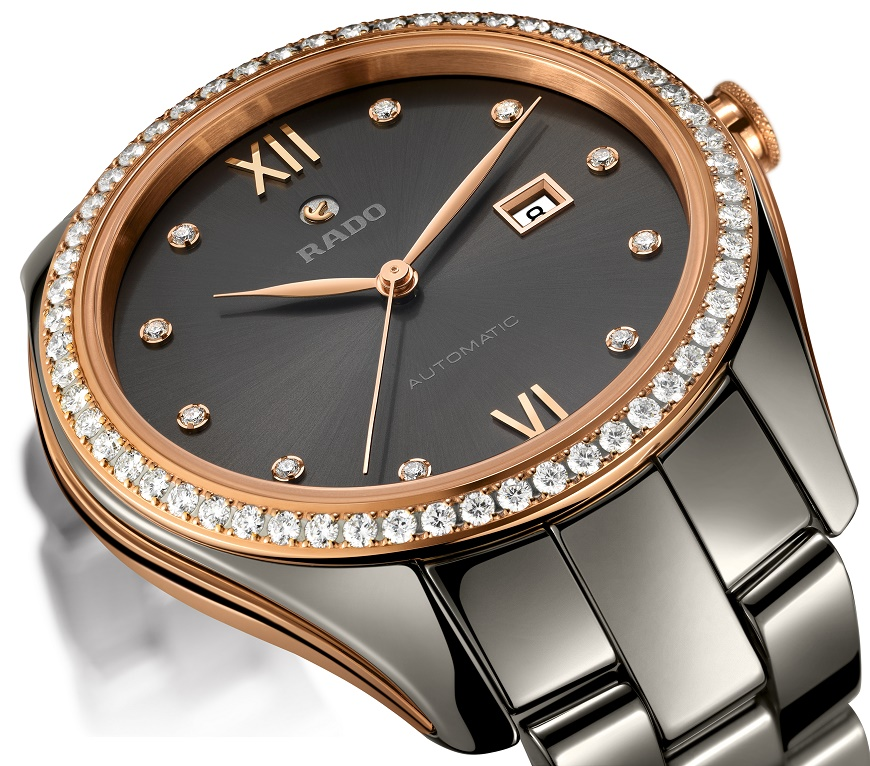 Rado Hyperchrome Diamonds 580.0523.3. 070