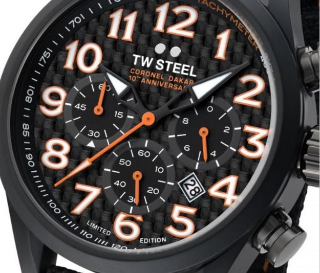 Special edition TW Steel Dakar TW964