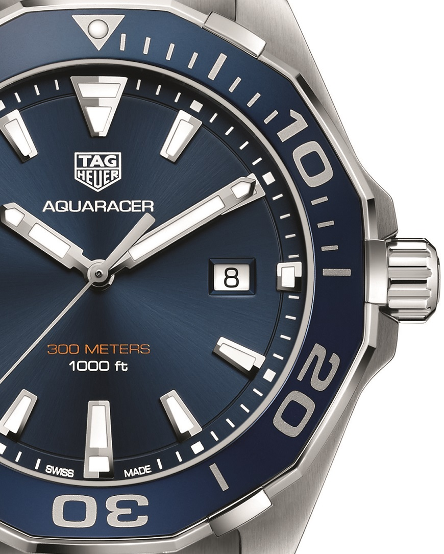 Tag Heuer Aquaracer 43 mm