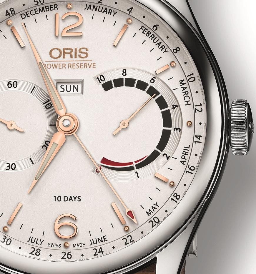 Oris Artelier Calibre 113