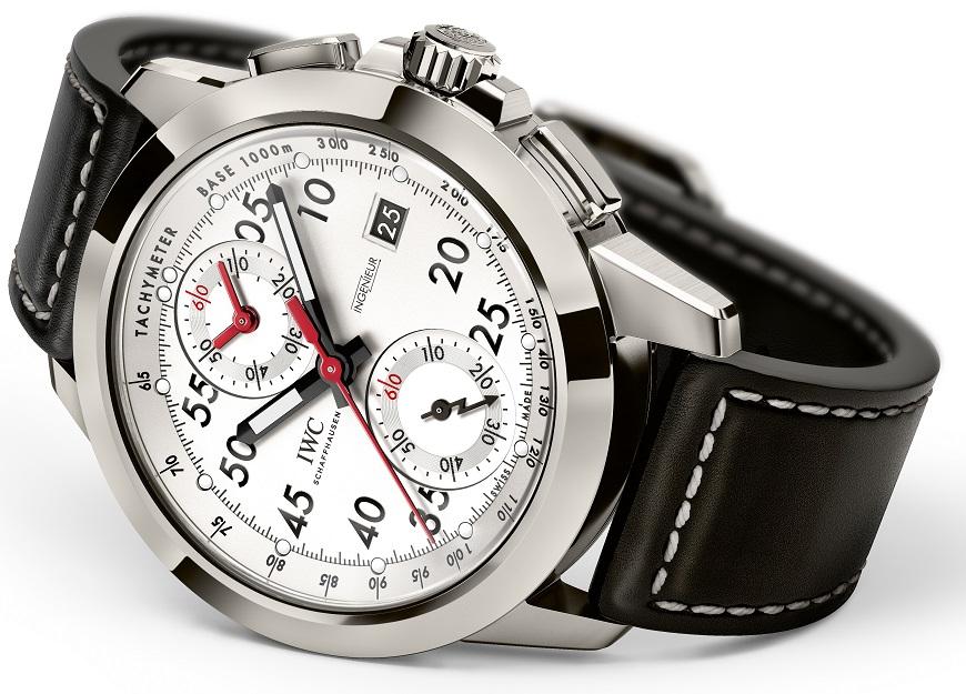 IWC Ingenieur Chronograph Sport Edition 50e anniversary of Mercedes-AM