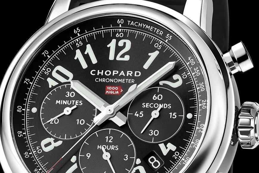 Mille Miglia Classic Chronograph - 7 - Black - 168589-3002