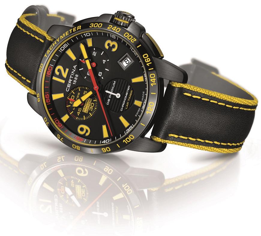 DS Podium Chronograph Lap Timer – Racing Edition C034.453.36.057.10
