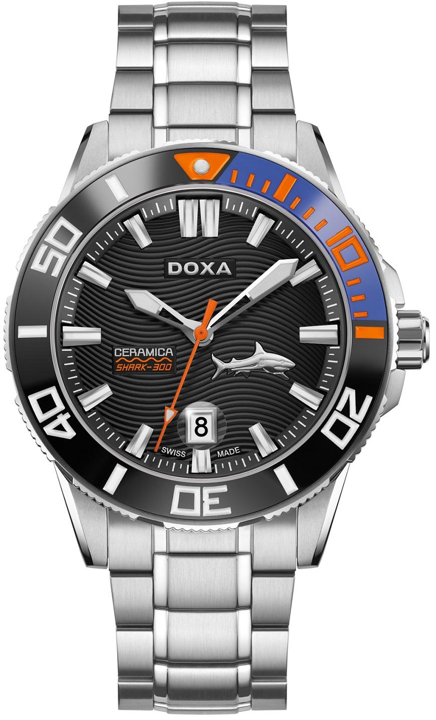 Doxa Shark D200SBU