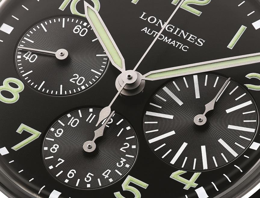 Longines Avigation BigEye, een hernieuwde blik op de vintage pilotenchrono