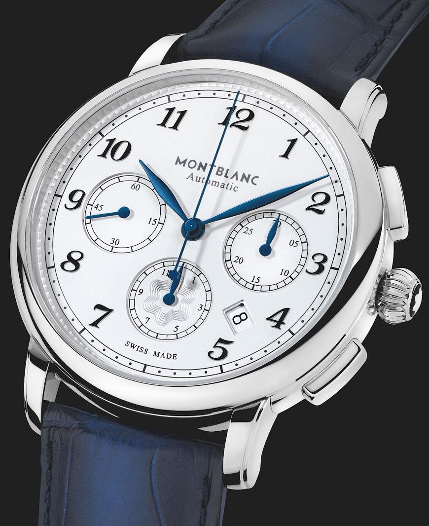 Montblanc Star Legacy automatische chronograaf (118514)