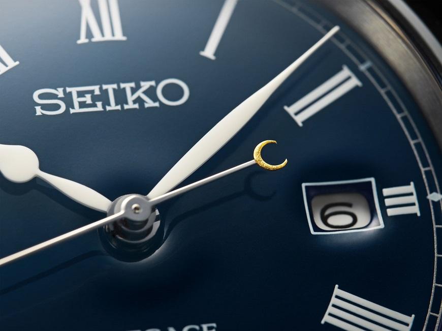 Seiko-Presage-Blue-Enamel-Limited-Edition-SPB069-detail