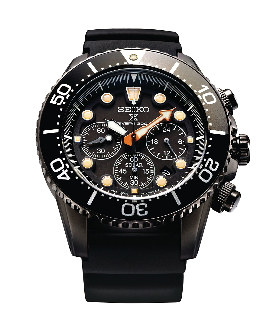 Seiko Prospex Solar Diver Chronograph SSC673P1
