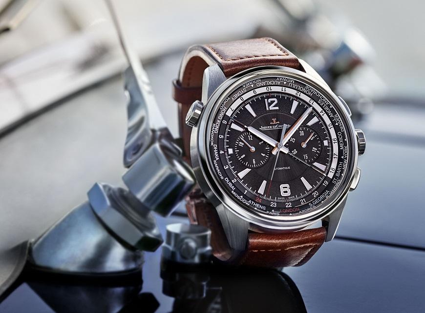 Jaeger-Lecoultre Polaris Chronograph Worldtimer