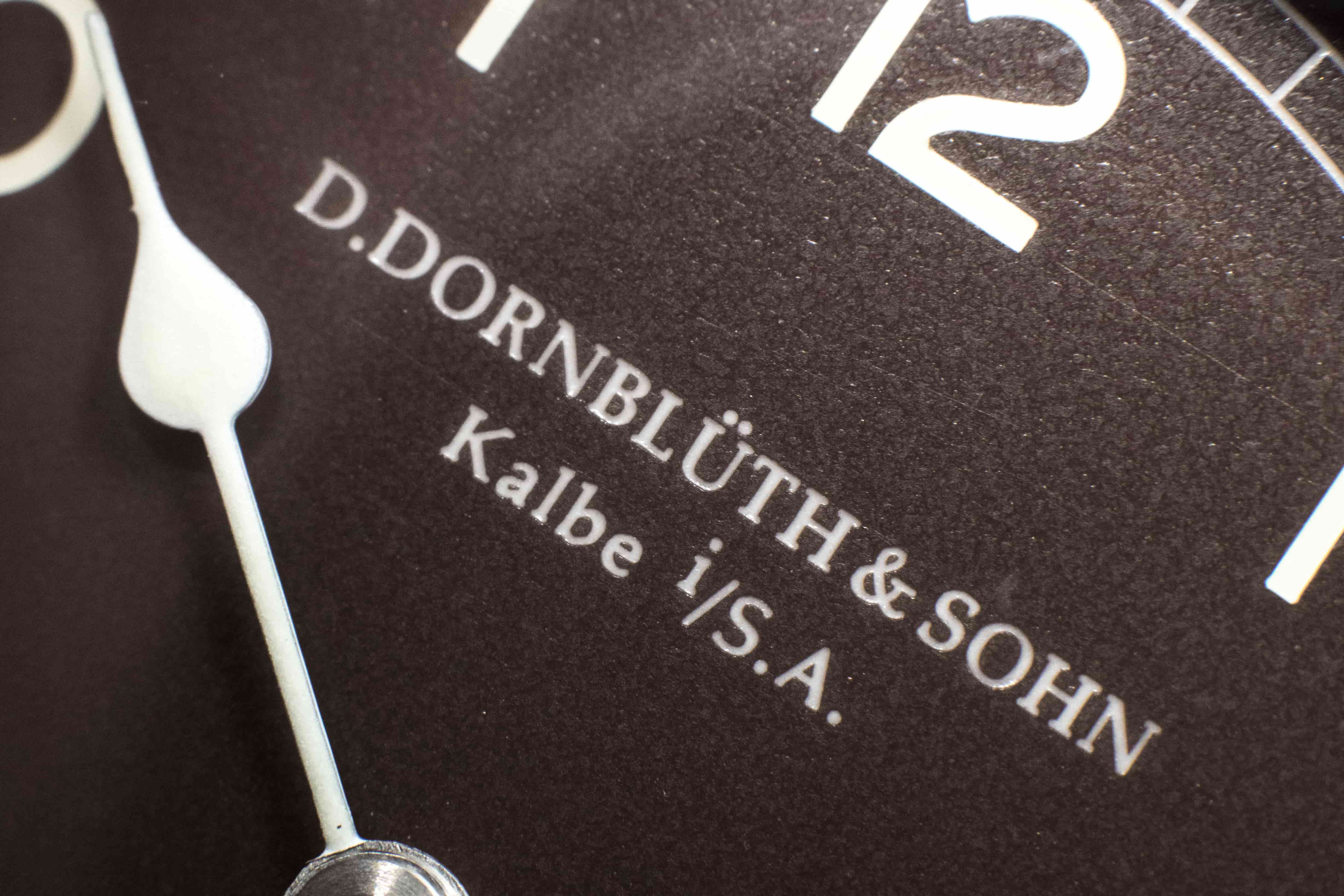 Meet the Master - Dirk Dornblüth