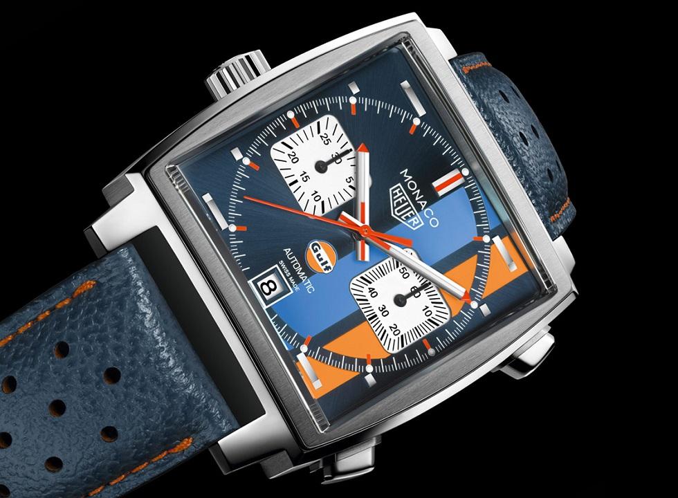 TAG Heuer Monaco Calibre 11 Gulf Special Edition