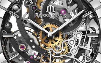 Maurice Lacroix Aikon Automatic Skeleton