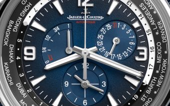 aeger-LeCoultre Polaris Geographic WT